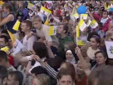 Jan Paweł II - Papież życzymy życzymy
