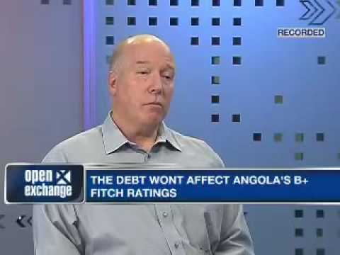 Angola's current debt levels and the countries ability to sustain the debt.