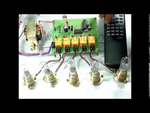 Remote Controlled Domestic Appliances   Engineering Projects
