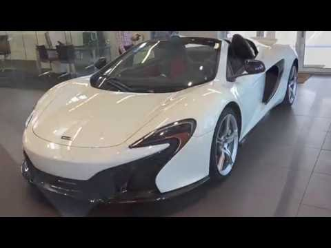 Lease this McLaren 650S For Only $2,995/month plus tax* - Contact McLaren Tampa Bay