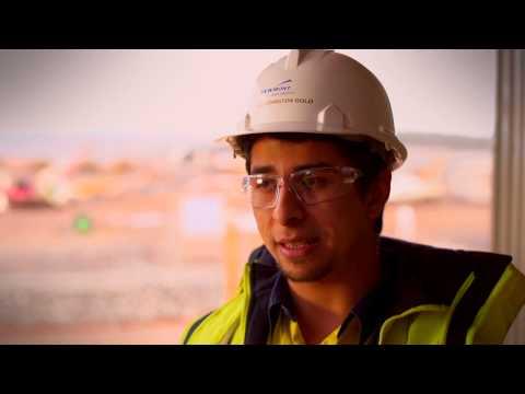Mining Employees Promotional Video - Mine Maintenance Engineer