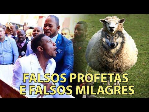 FALSOS PROFETAS E FALSOS MILAGRES thumbnail