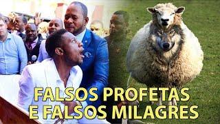 Gambar cover FALSOS PROFETAS E FALSOS MILAGRES