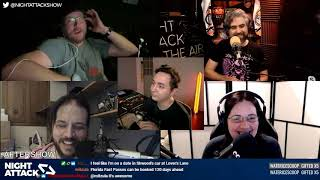 Night Attack #307: Aftershow