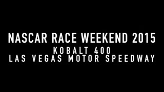 NASCAR Race Weekend 2015