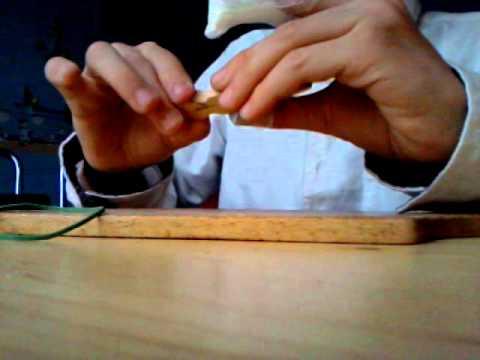 Comment faire un pistolet avec une pince l inge youtube - Comment fabriquer un pistolet ...
