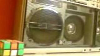 Massive Attack - Girl I Love You on a Sharp GF 777