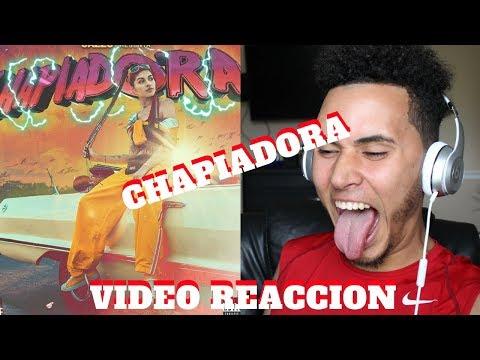 (Reacción a Trap Argentino) Cazzu - Chapiadora | AlberticoTv_