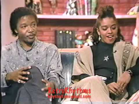 Deja  You and Me Tonight 1987 R&B  and Interview!