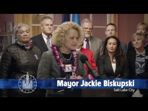 Mayor Biskupski announces the search for Salt Lake City's Business and Economic Development Director
