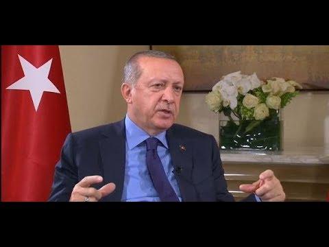 Türkei: Recep Tayyip Erdogan lobt überraschend Angela Merkel