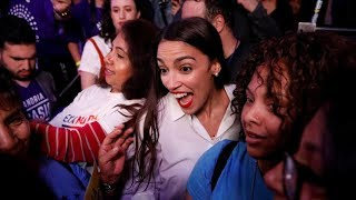 Democratic Socialist Alexandria Ocasio-Cortez: We Need to Confront Trump's Creeping Authoritarianism