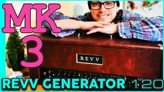 THE Guitar Amp for the 21st Century?? | Revv Generator 120 mk3