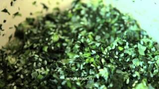 Рис со шпинатом (Spanakorizo)