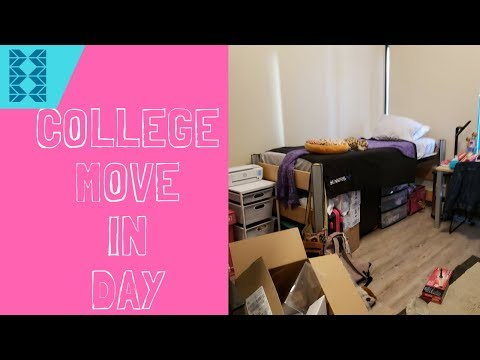 College Move In Day 2018 l Hawaii Pacific University
