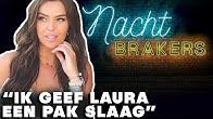 LAURA PONTICORVO maakt haar STIEFZOON LUCA WAKKER! | Nachtbrakers - CONCENTRATE