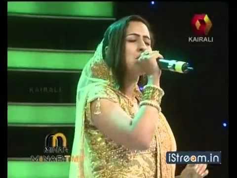 Patturumal  Sajla sings 'Innu poo pennin   '