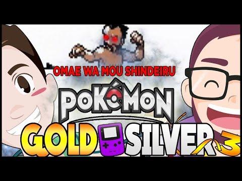 POKÉMON GOLD E SILVER 3DS - #03 EM BUSCA DA FELICIDADE!