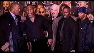 Mike Tyson - faggot