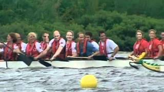 Wills and Kate: The Dragon Boat race