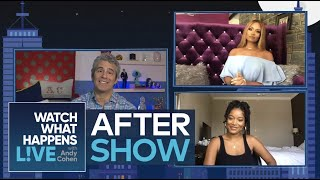 Keke Palmer on Her Black Lives Matter Protest Speech | WWHL