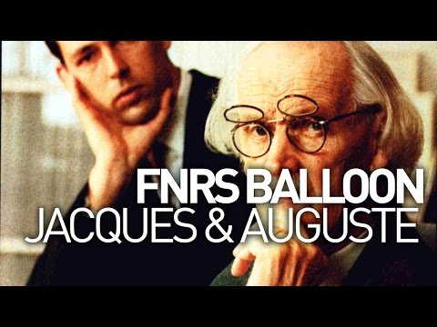 Interview of Auguste & Jacques Piccard about FNRS Balloon