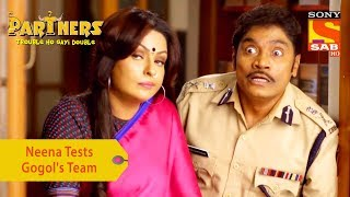 Your Favorite Character | Neena Checks Gogol's Team | Partners Trouble Ho Gayi Double