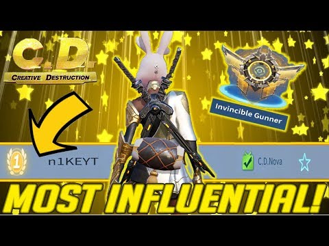 Ex-Fortnite Pro / (Content Creator) The Most INFLUENTIAL Player In Creative Destruction / SURPRISES? thumbnail