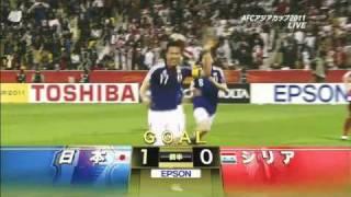 日本代表 アジアカップ×Jリーグ <タマシイレボリューション> thumbnail