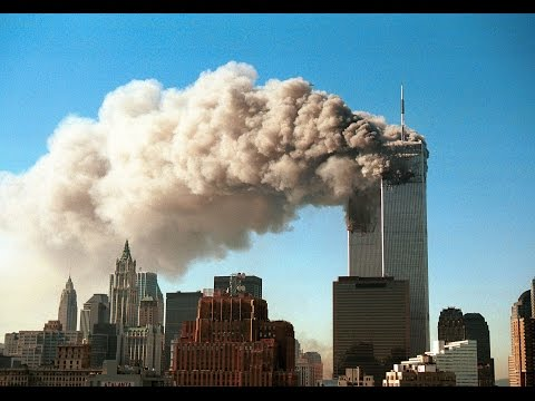 SEPTEMBER 11th (9/11/2001): THE TWIN TOWERS - WORLD TRADE CE