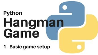 1 Python Basic Hangman program
