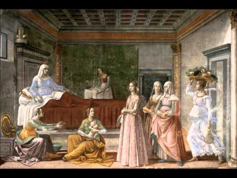 Marin Marais - Suite in D minor from the Deuxième Livre, I-V