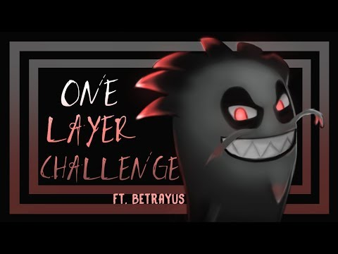 One Layer Challenge: Betrayus (Pac Man And The Ghostly Adventures)