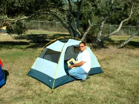 Camping Trip to Oceano, California