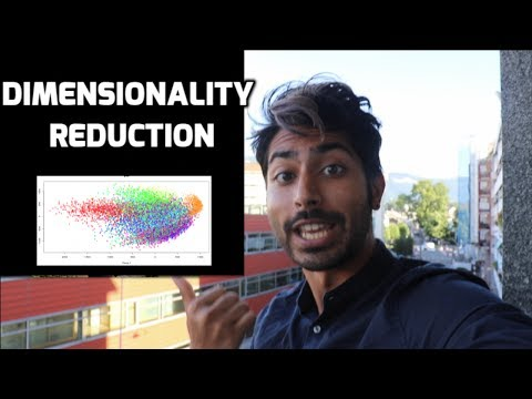 Dimensionality Reduction - The Math of Intelligence #5