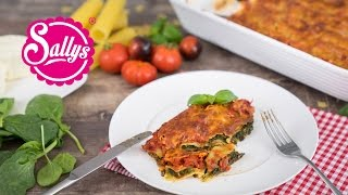 Cannelloni mit cremiger Spinat-Käsefüllung