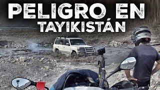 Peligro en Tayikistán | Camino a Mongolia  | Vlog 141 (S14/E10)