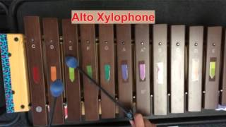 Alto Xylophone   Orff and Blues