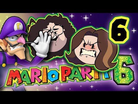 Mario Party 6: Affluent Arin - PART 6 - Game Grumps VS