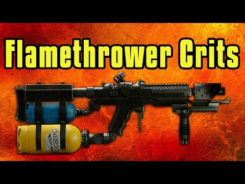 [Payday 2] Flamethrower Crits Setup