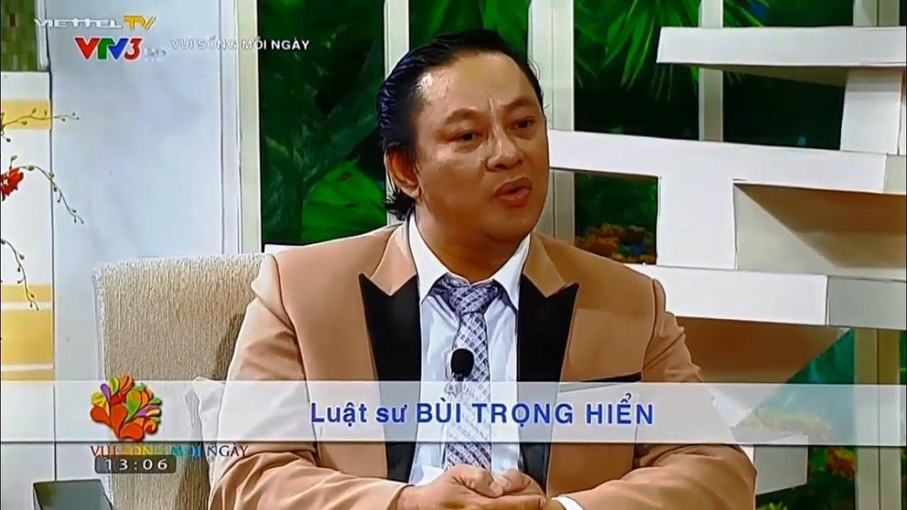 VTV3- Luật sư BÙI TRỌNG HIỂN: Đánh ghen bị xử lý theo PHÁP LUẬT như thế nào