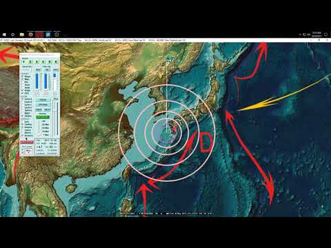 "10/28/2017 -- Deep Earthquake ""event"" underway -- Large earthquake possibility -- BE PREPARED"