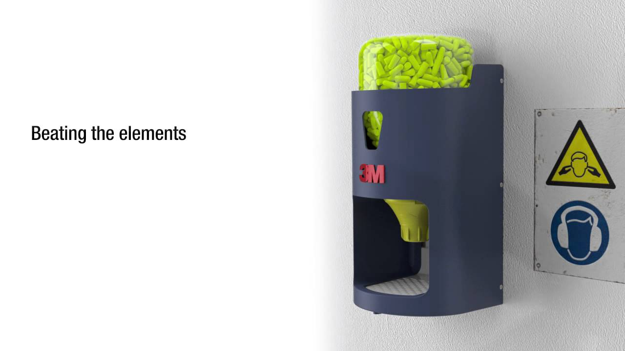 3m One Touch Pro Dispenser Youtube