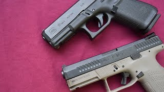 Glock 19 Gen 5 Vs Cz P10c...Is This THE Glock Killer?
