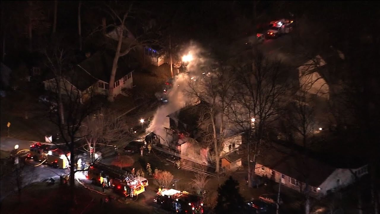 Sheriff Deputy's 2 Boys Die in Pa  House Fire | Fedge No