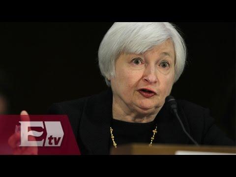 Janet Yellen destaca el impacto de la inestabilidad económica en EU / Rodrigo Pacheco