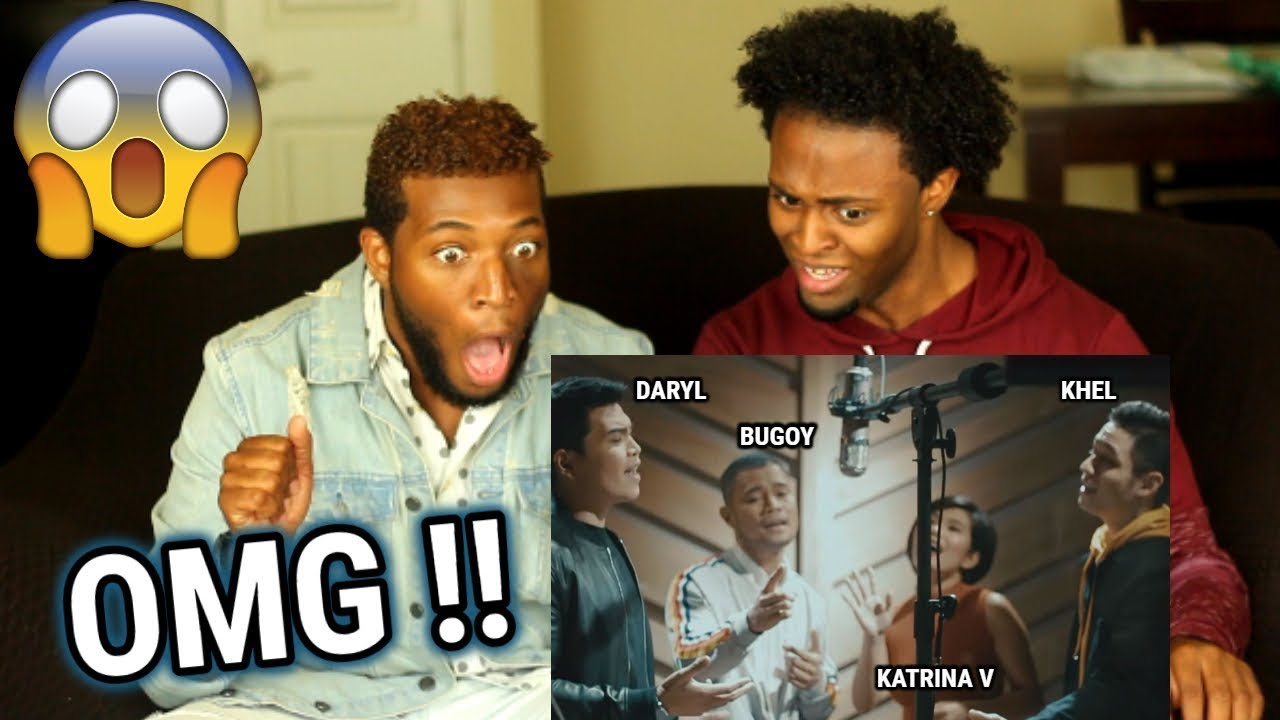 One Sweet Day - Cover by Khel, Bugoy, and Daryl Ong feat. Katrina Velarde (REACTION)