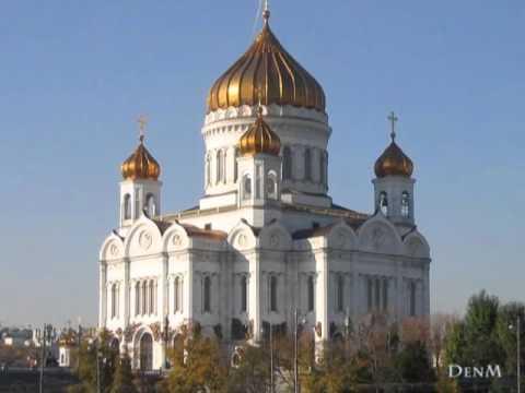 Храм Христа Спасителя улыбается )
