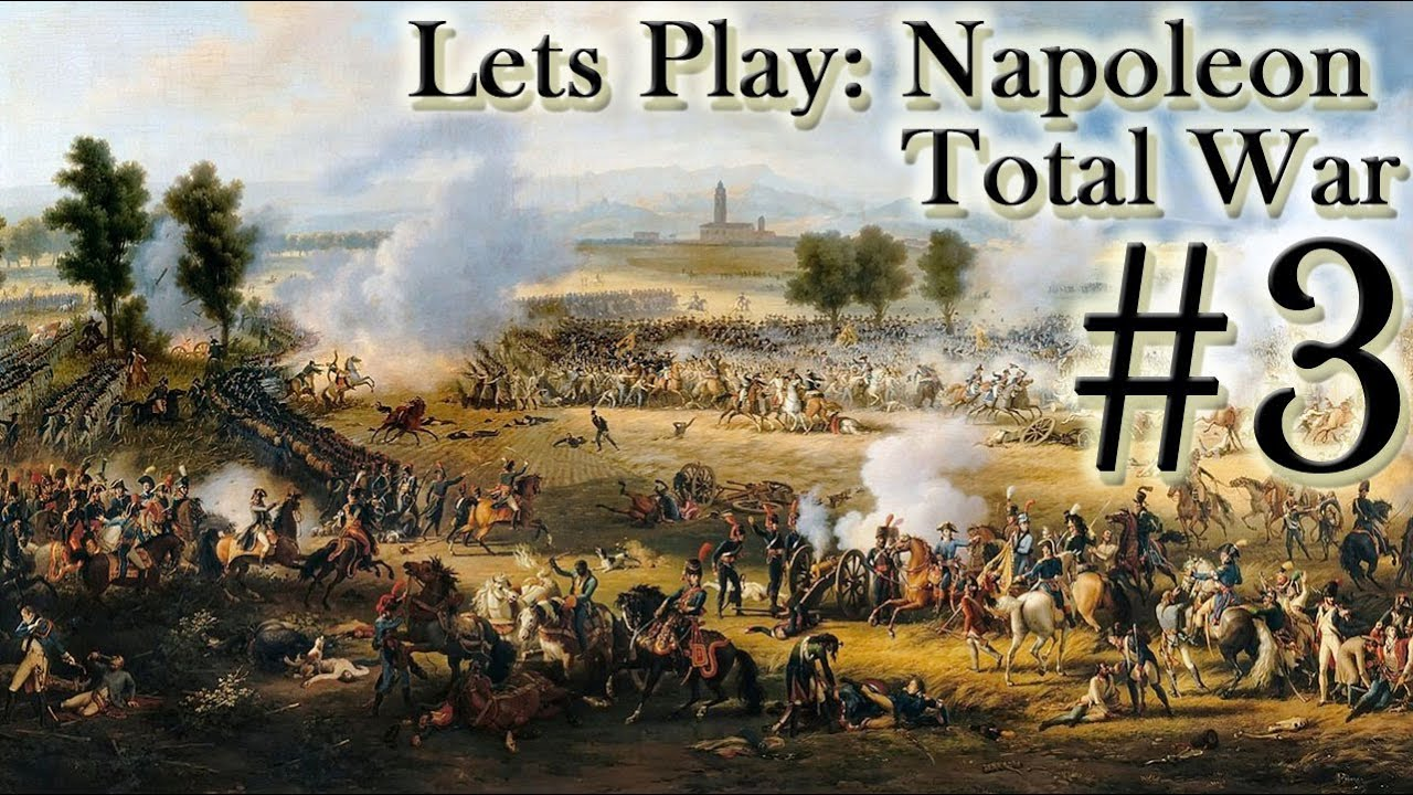 Failed to run install script napoleon total war