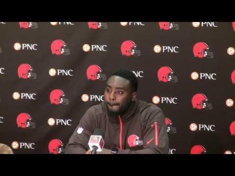 Cleveland Browns LB Demario Davis: I
